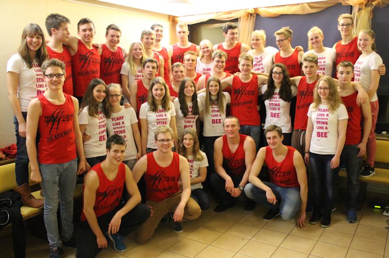 DMS-Teams 2015